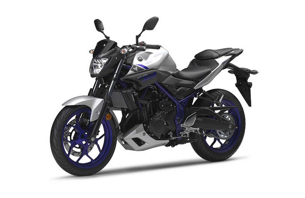 Harley Street 500 >> Yamaha MT-03 Confirmed as 2016 Model, Prepare for Small-Displacement Fun - autoevolution