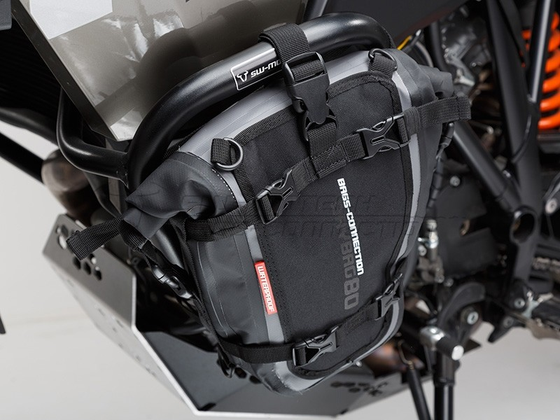 Yamaha Mt 07 Tracer Has Full Sw Motech Aftermarket