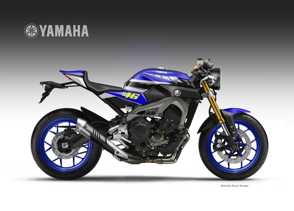 Cafe Racer Yamaha MT 09