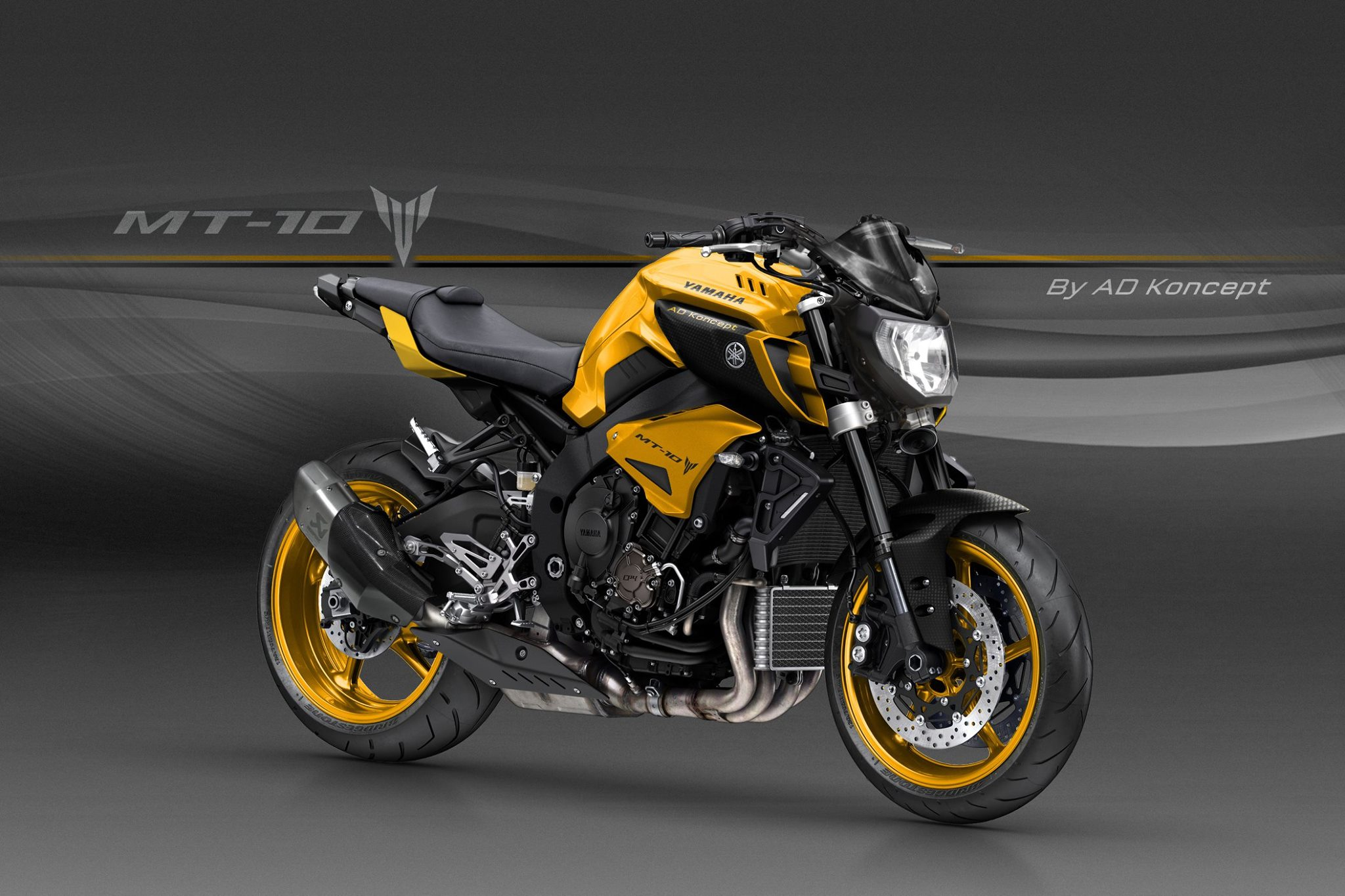 yamaha mt 10 in valentino rossi livery and more from ad. Black Bedroom Furniture Sets. Home Design Ideas