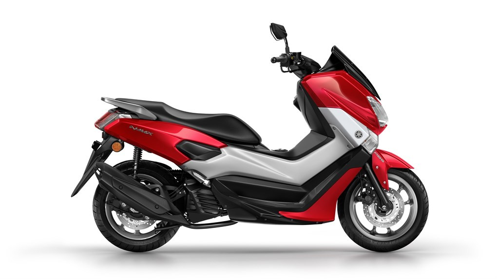 Yamaha Nmax 125 Revealed Shows Trick Looks Promises