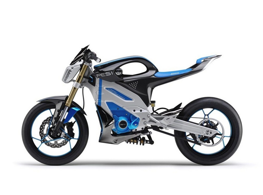 Yamaha Electric Motorcycle Pes