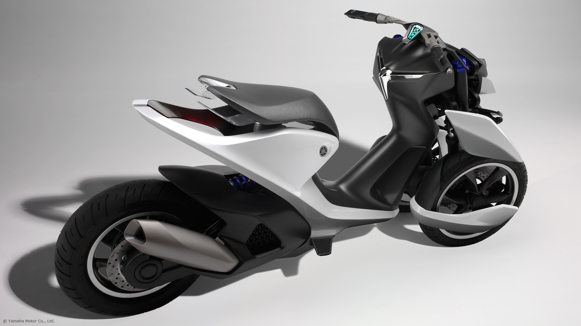 Yamaha Shows 03GEN Three-Wheeled Scooter Concepts