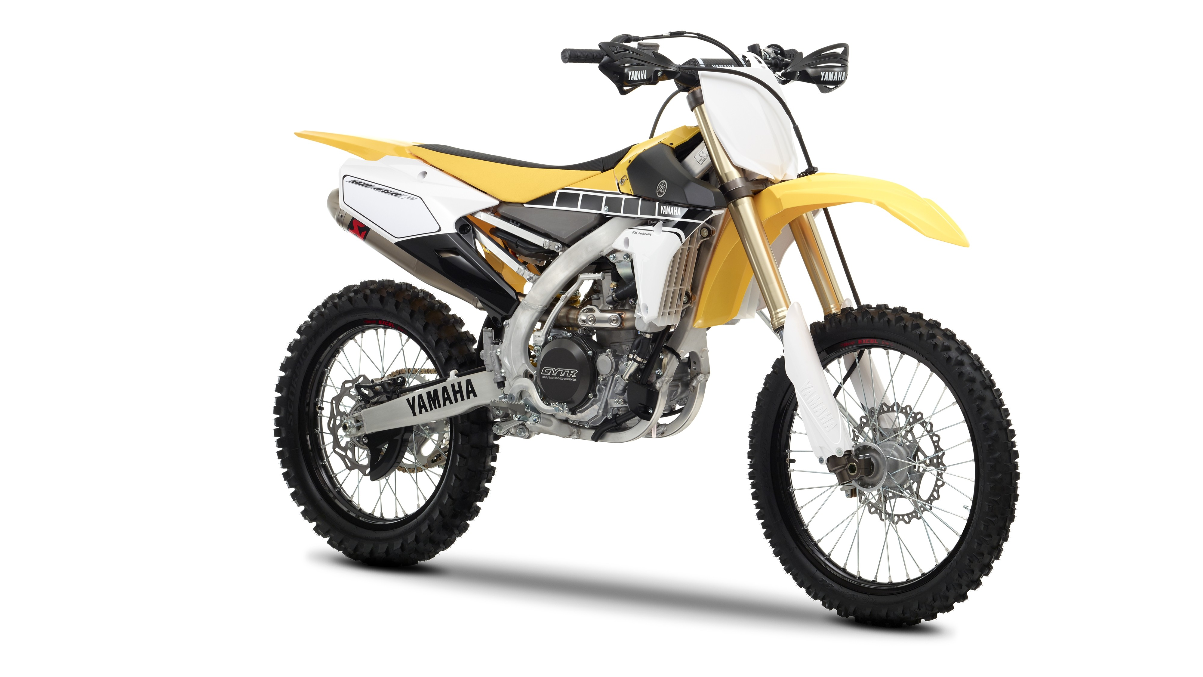 Yamaha Shows 2016 Yz250f And Yz450f Competition Bikes