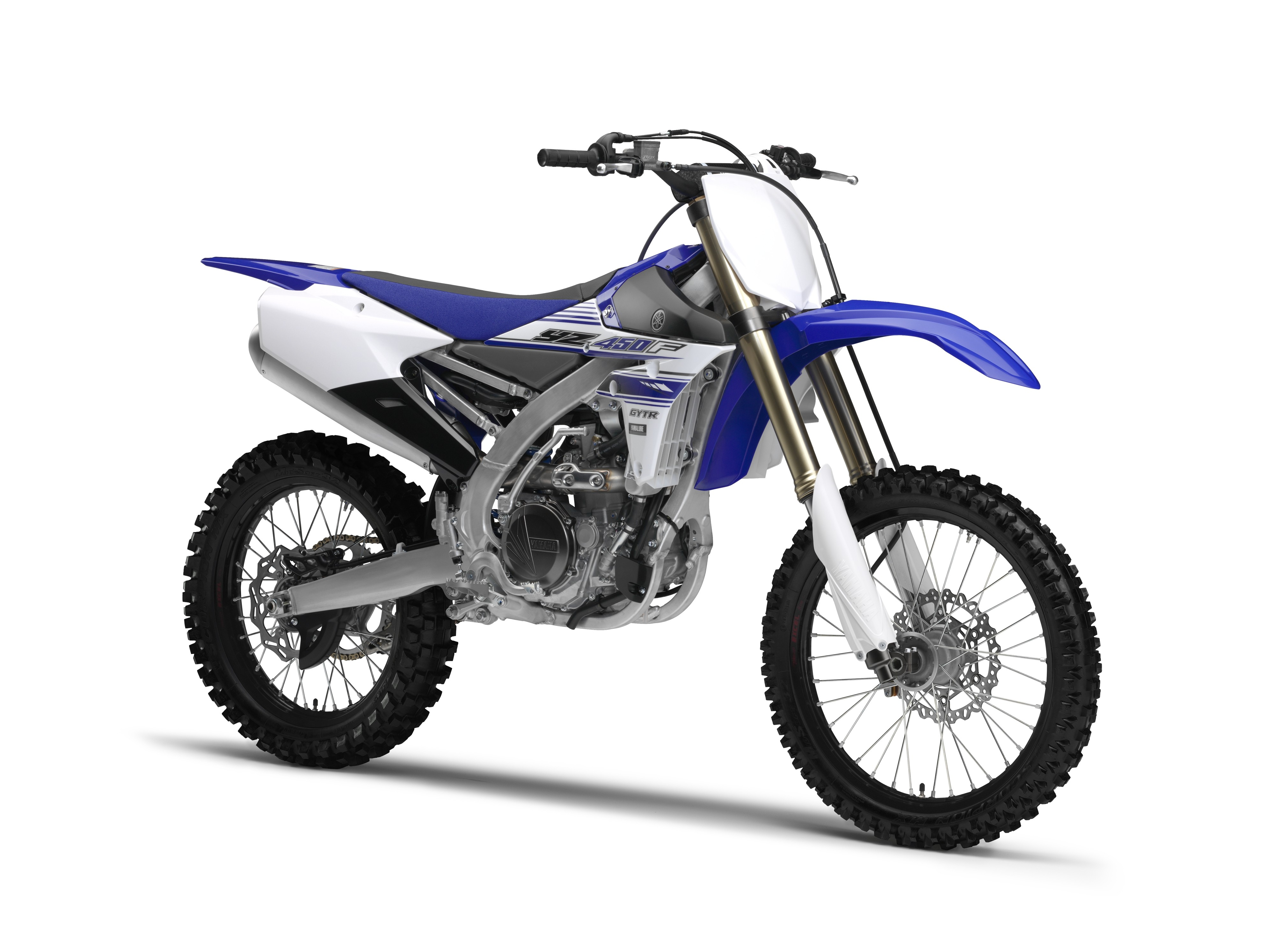 yamaha shows 2016 yz250f and yz450f competition bikes autoevolution. Black Bedroom Furniture Sets. Home Design Ideas