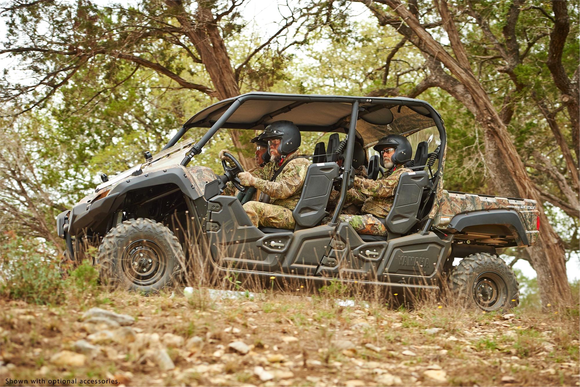 Yamaha Shows the 2014 Viking VI 6-Seater SxS - autoevolution