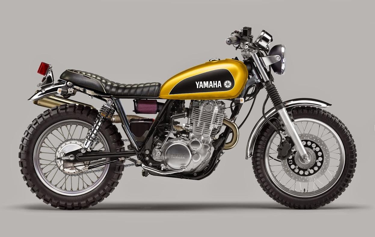 Yamaha Scrambler Project - Ducati Scrambler Forum