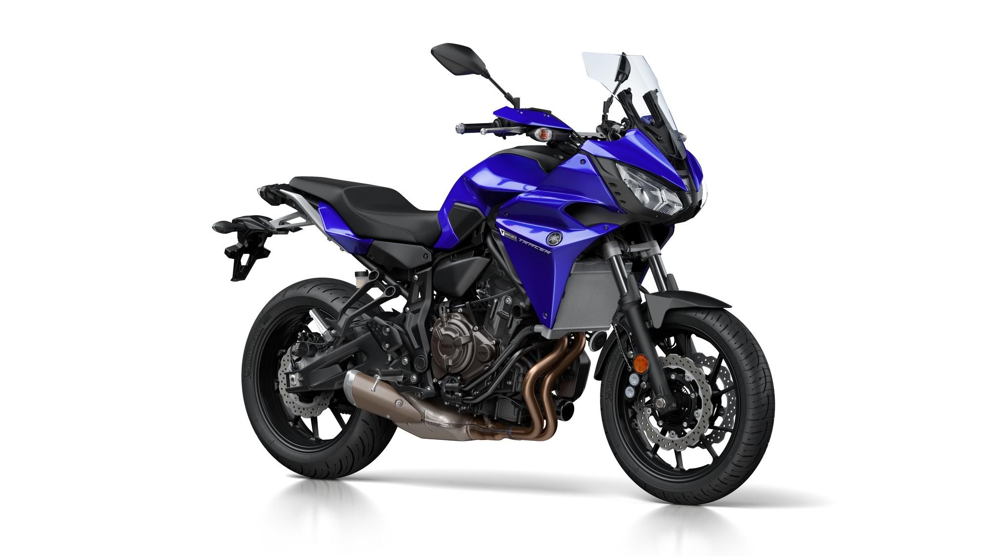Yamaha Tracer 700 Unveiled Autoevolution
