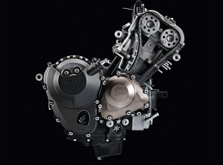 Yamaha Unwraps The Fz 09 Triple Cylinder Beast Autoevolution
