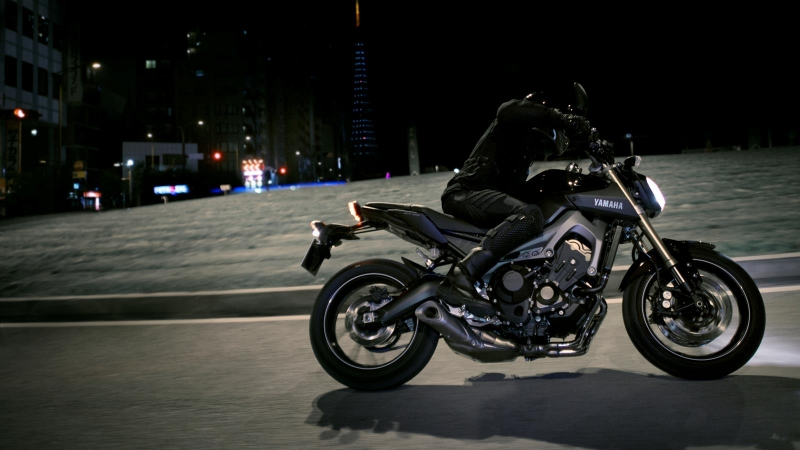 description and details yamaha fz 09 from story yamaha unwraps the fz
