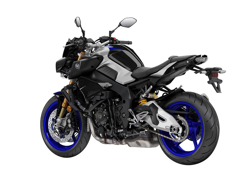 Yamaha Updates The Mt 09 And Mt 10 For 2017 Autoevolution