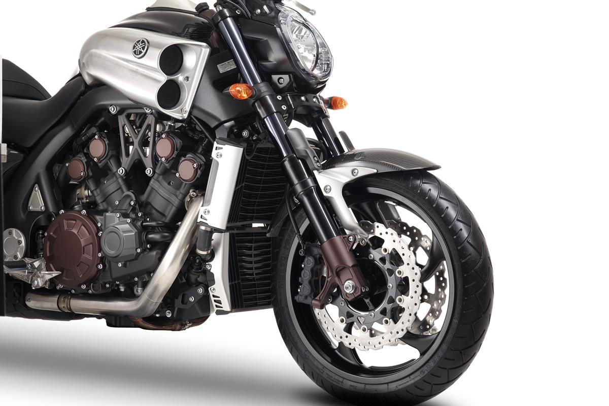 2015 Yamaha VMAX Carbon Special Edition