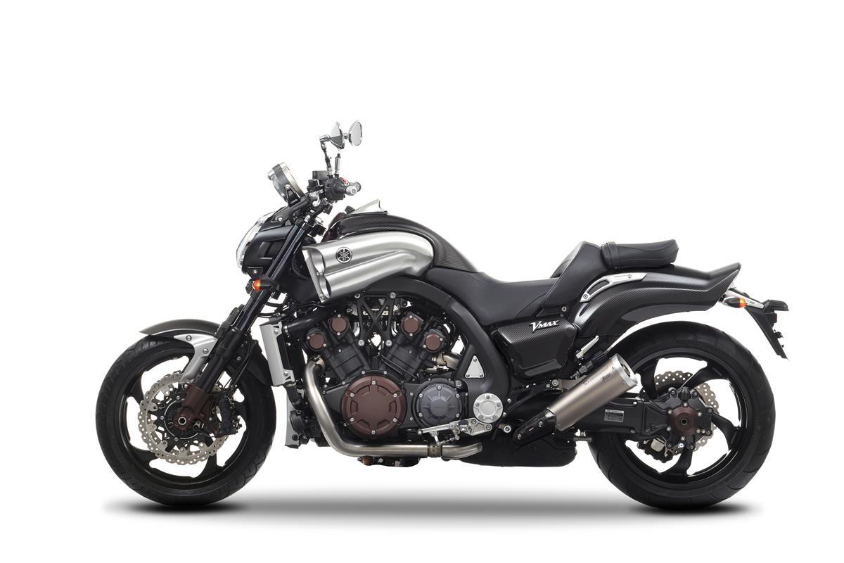 Yamaha Vmax Carbon Fiber Edition