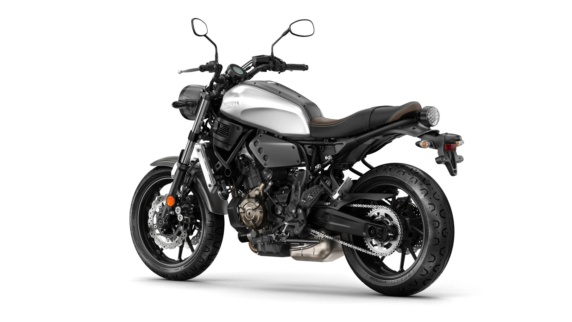 Though Yamaha States That XSR700 Is Also Homage To The Old XS650 Seeing Iwata Not Following Recipe Ducati Used For New Scrambler A Rather Cool