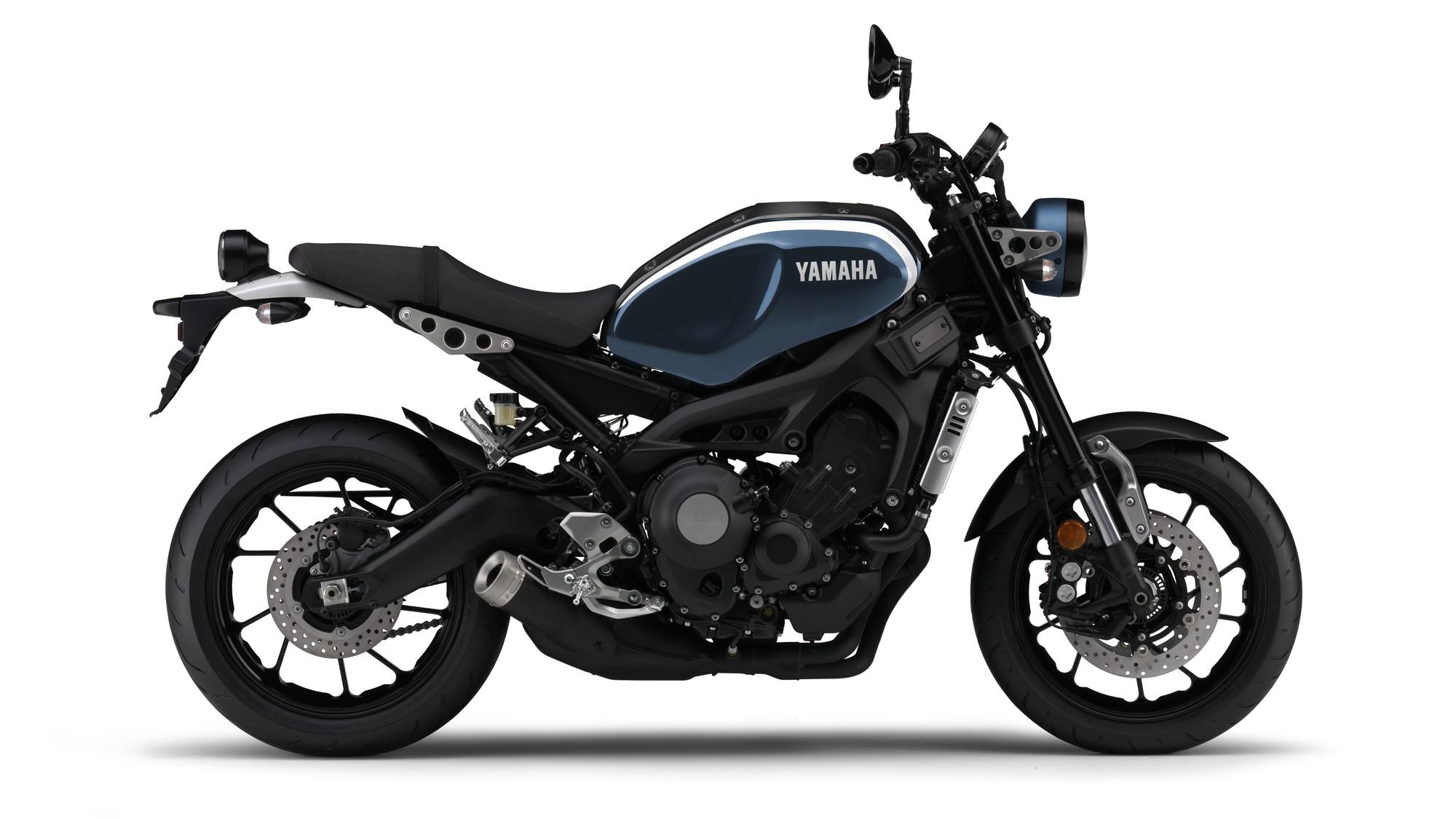 EICMA 2015 Yamaha XSR900 Is Your MT 09 Retro Wasp