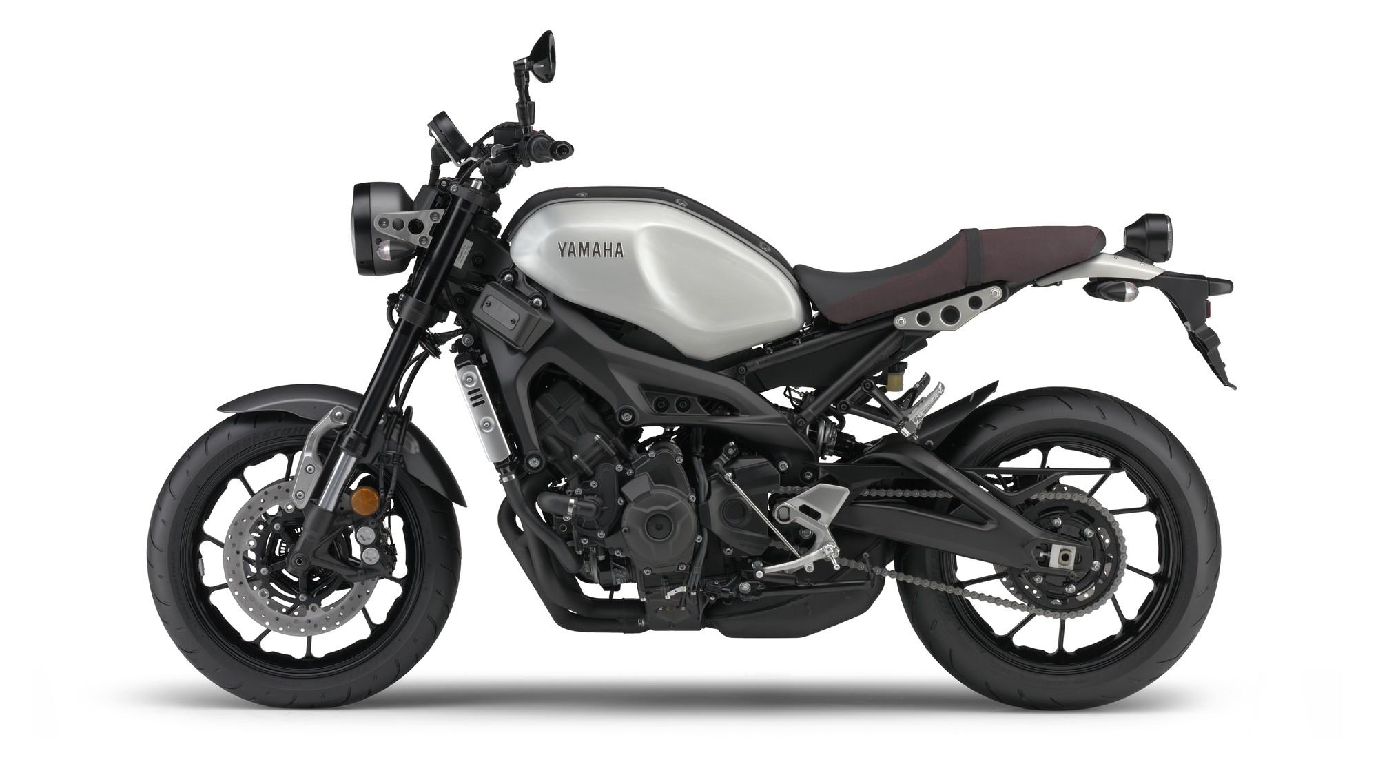 Eicma 2015 Yamaha Xsr900 Is Your Mt 09 Retro Wasp Autoevolution Wiring Diagram