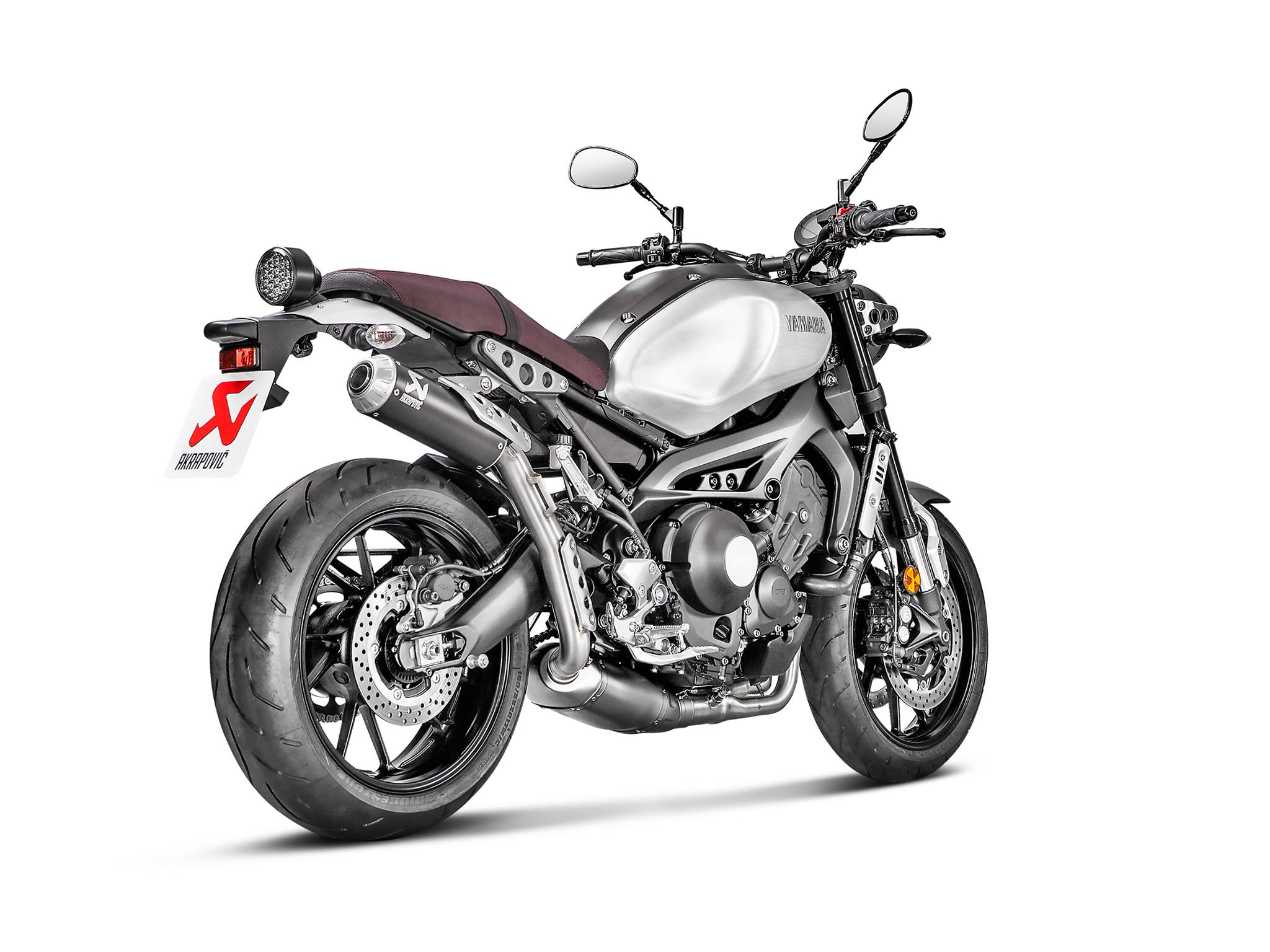 New Akrapovic Exhaust For The Yamaha XSR900