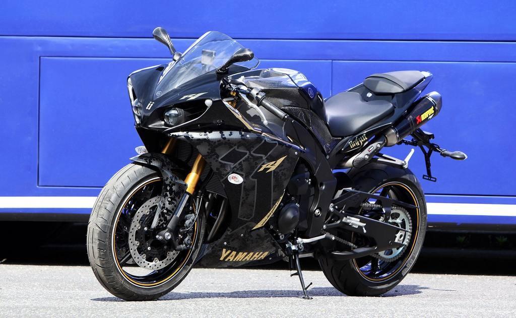Yamaha YZF R1 Unkut