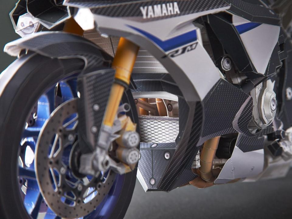 Yamaha M  Control Sheets