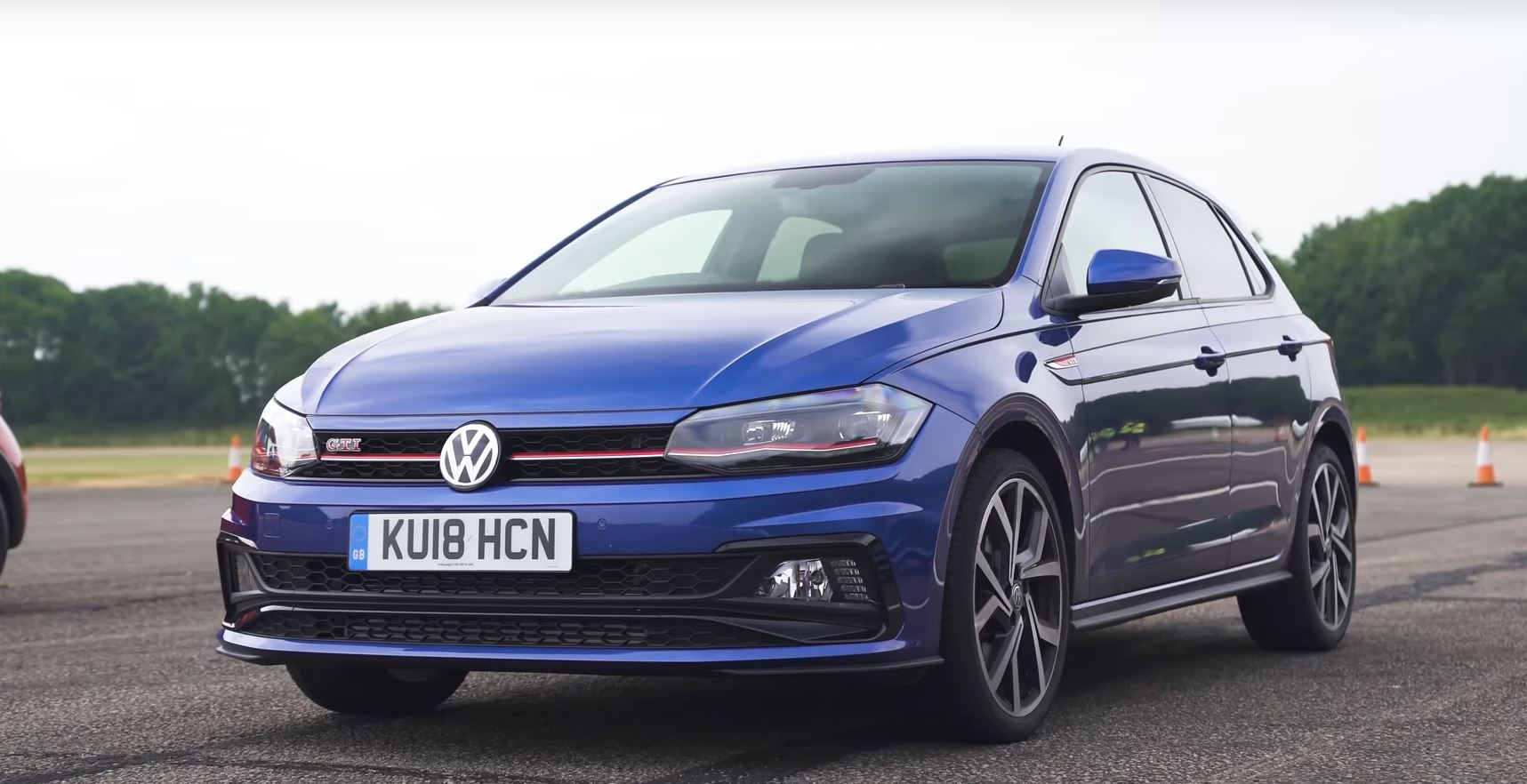 2018 VW Polo GTI Is Less Fun Than Fiesta ST Yet Somehow Better - autoevolution
