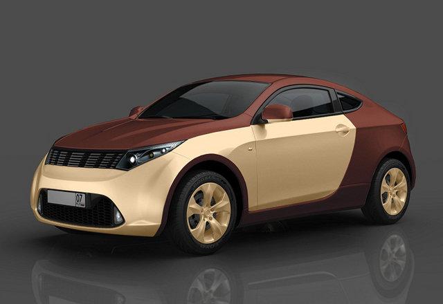 Yarovit The Russian Hybrid People S Car Renderings