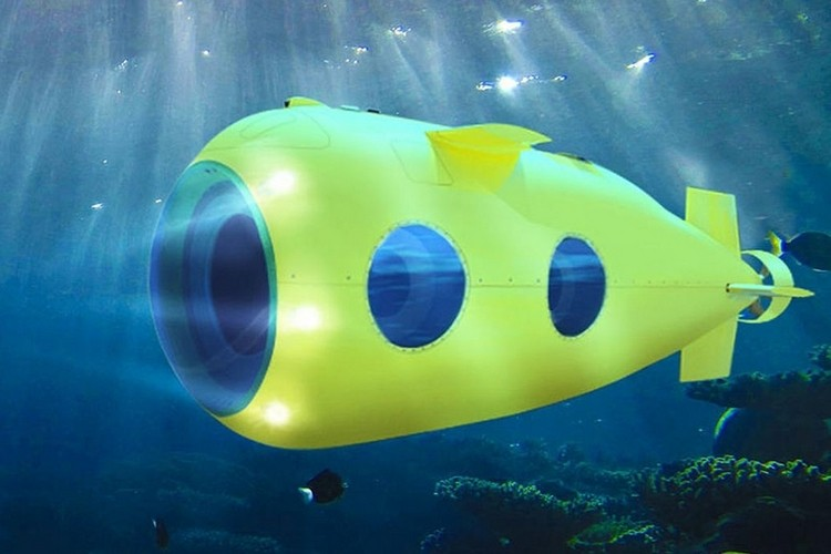 Y Co S Yellow Submarine Has Nothing To Do With The Beatles