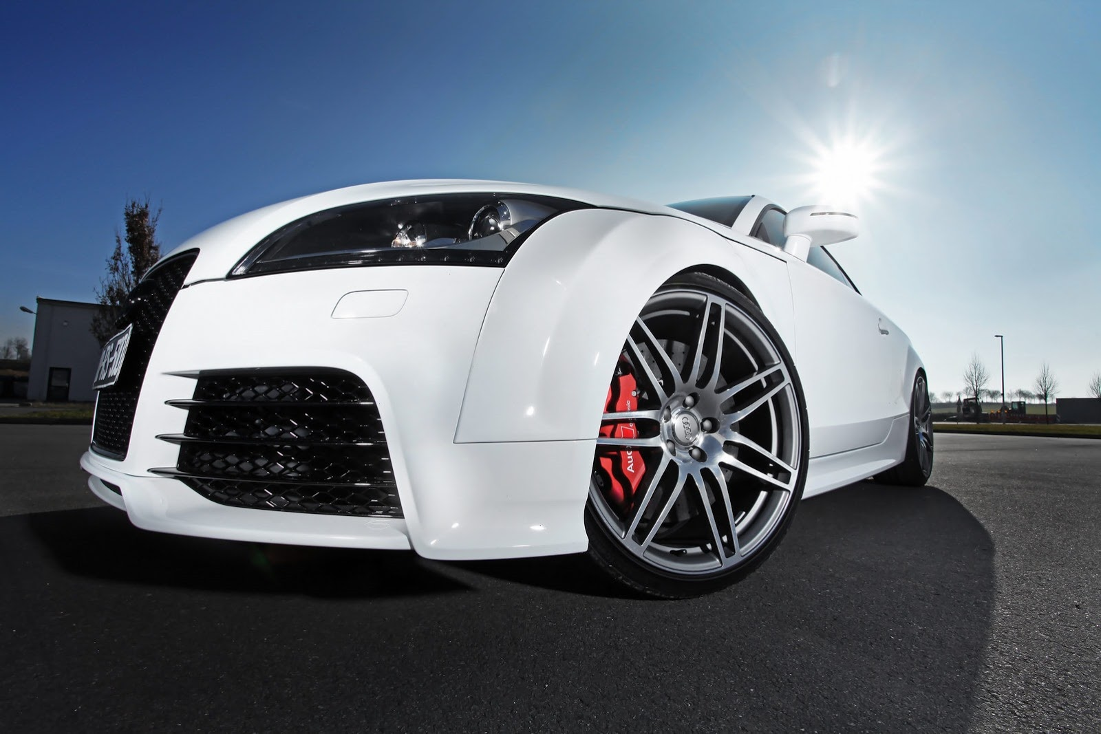 yin yang twins audi tt rs tuned to 500 hp autoevolution. Black Bedroom Furniture Sets. Home Design Ideas