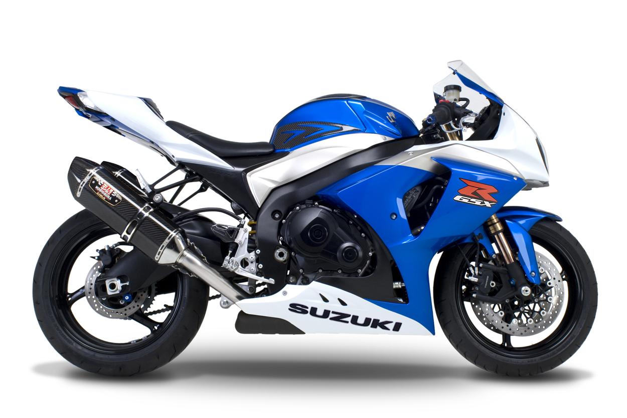 Yoshimura Releases EPA Exhausts for Yamaha, Kawasaki, Suzuki ...
