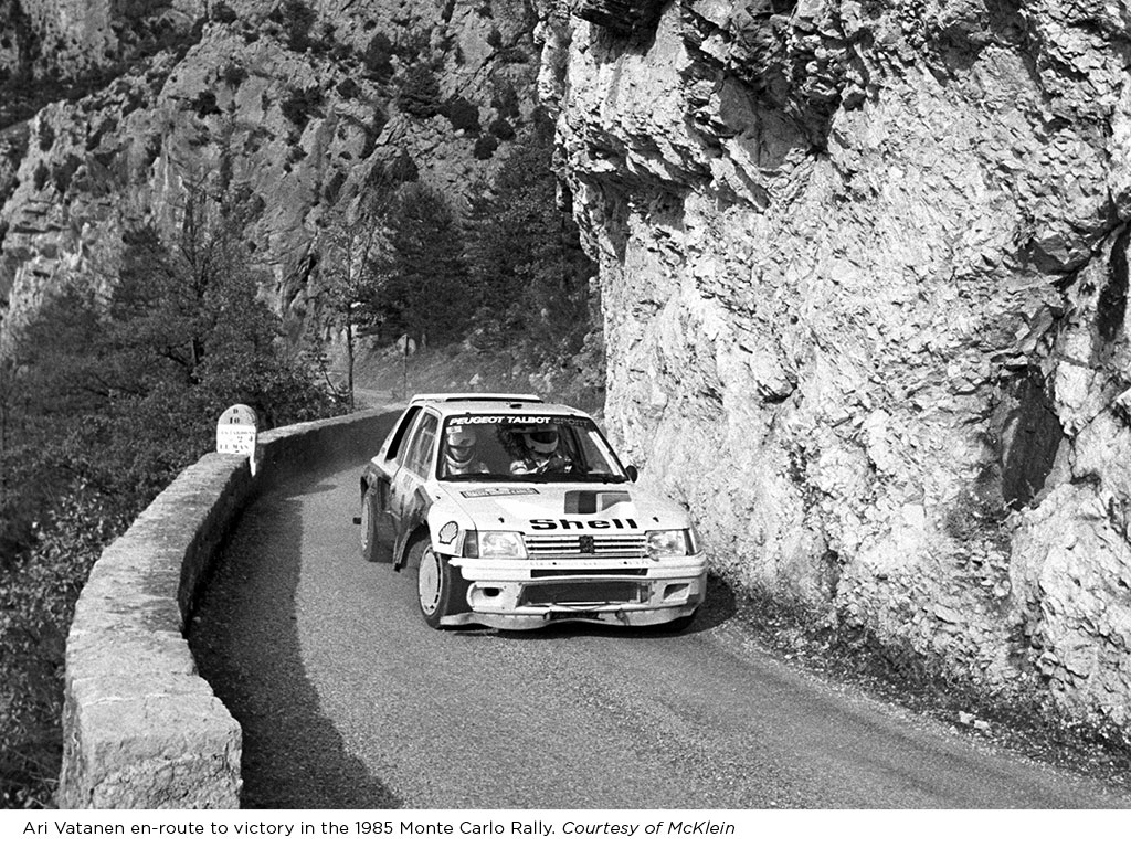 You Can Bid On The Peugeot 205 T16 Group B Rally Car