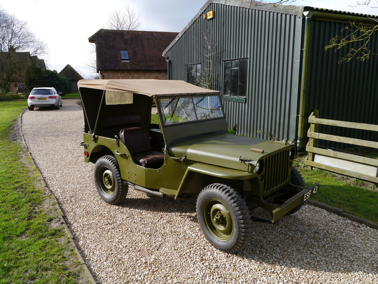 jeep sale for willys mb