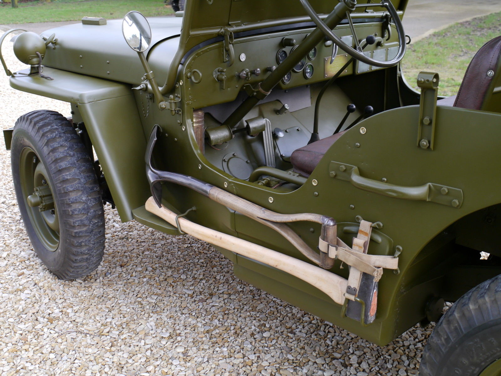 Willys Military Jeep Sale >> You Can Buy Dwight Eisenhower's Willys Jeep for $750k on eBay - autoevolution