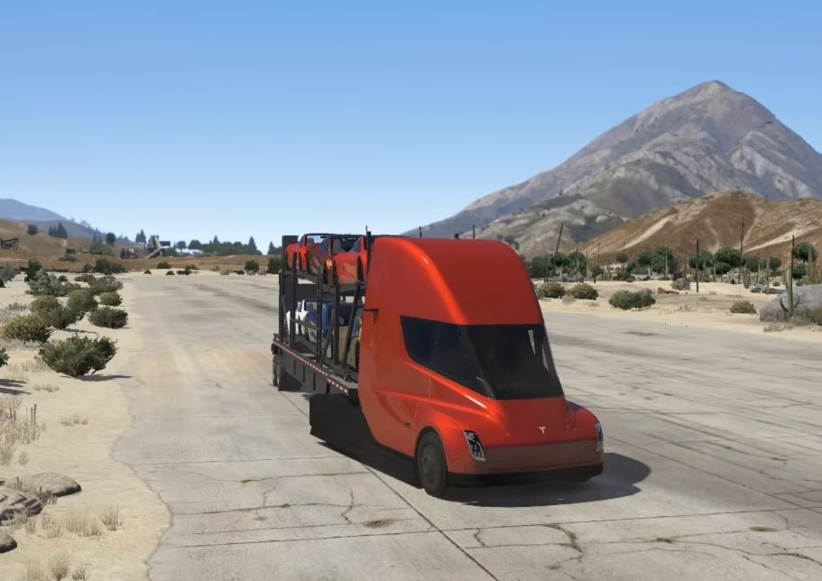 GTA V Sandbox Mode Has Unique Vehicles and Everything Unlocked for ...