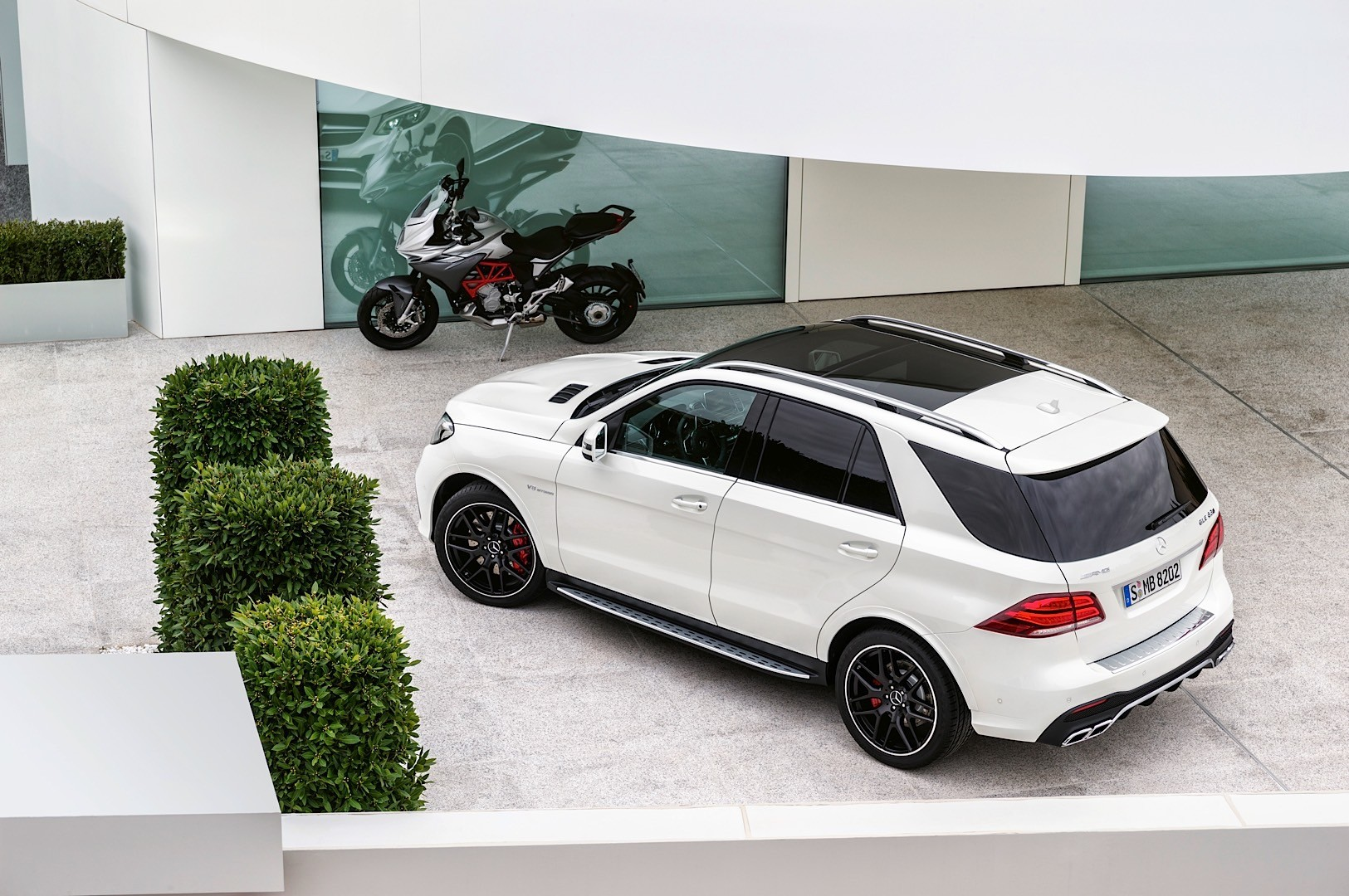 You Can Have The Mercedes Benz Gle For A Starting Price Of