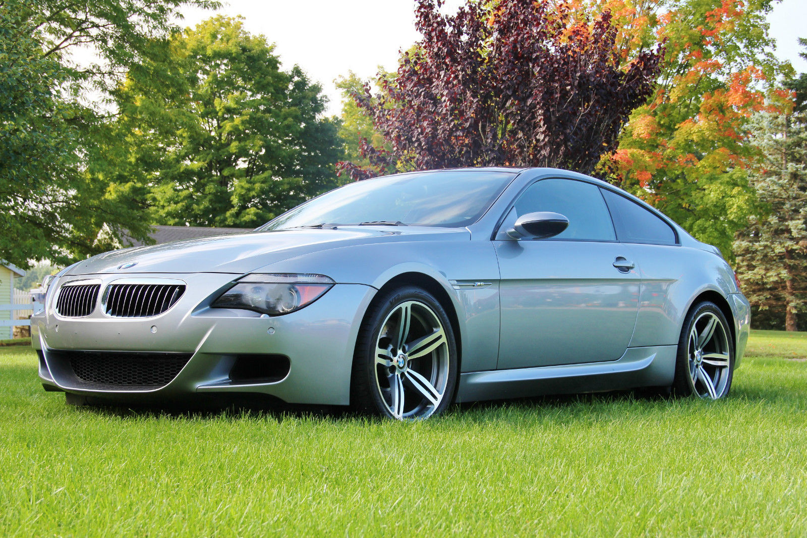 You Can Have this 500 HP BMW M6 for 27000  autoevolution