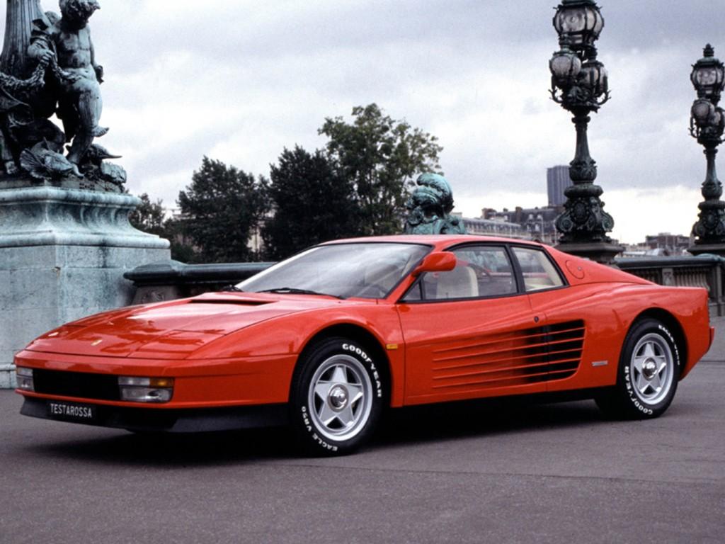 Image Result For Image Result For Ferrari Testarossa