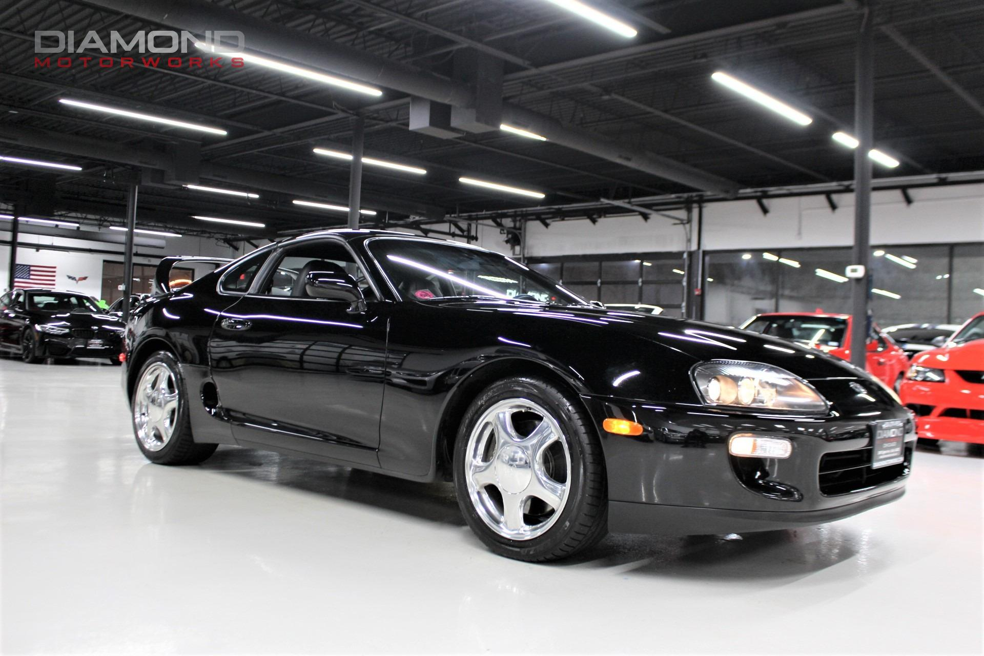 You Could Buy 3 New Supras And A Corolla For The Price Of This 1998 Toyota Supra Autoevolution