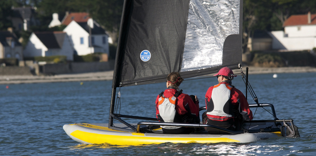 The Tiwal 3 2 Is A High Performance Inflatable Sailing