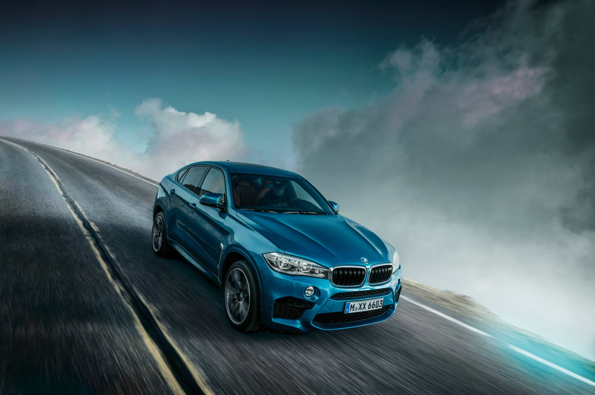 Your Batch Of 2015 Bmw X5 M And X6 M Wallpers Is Here