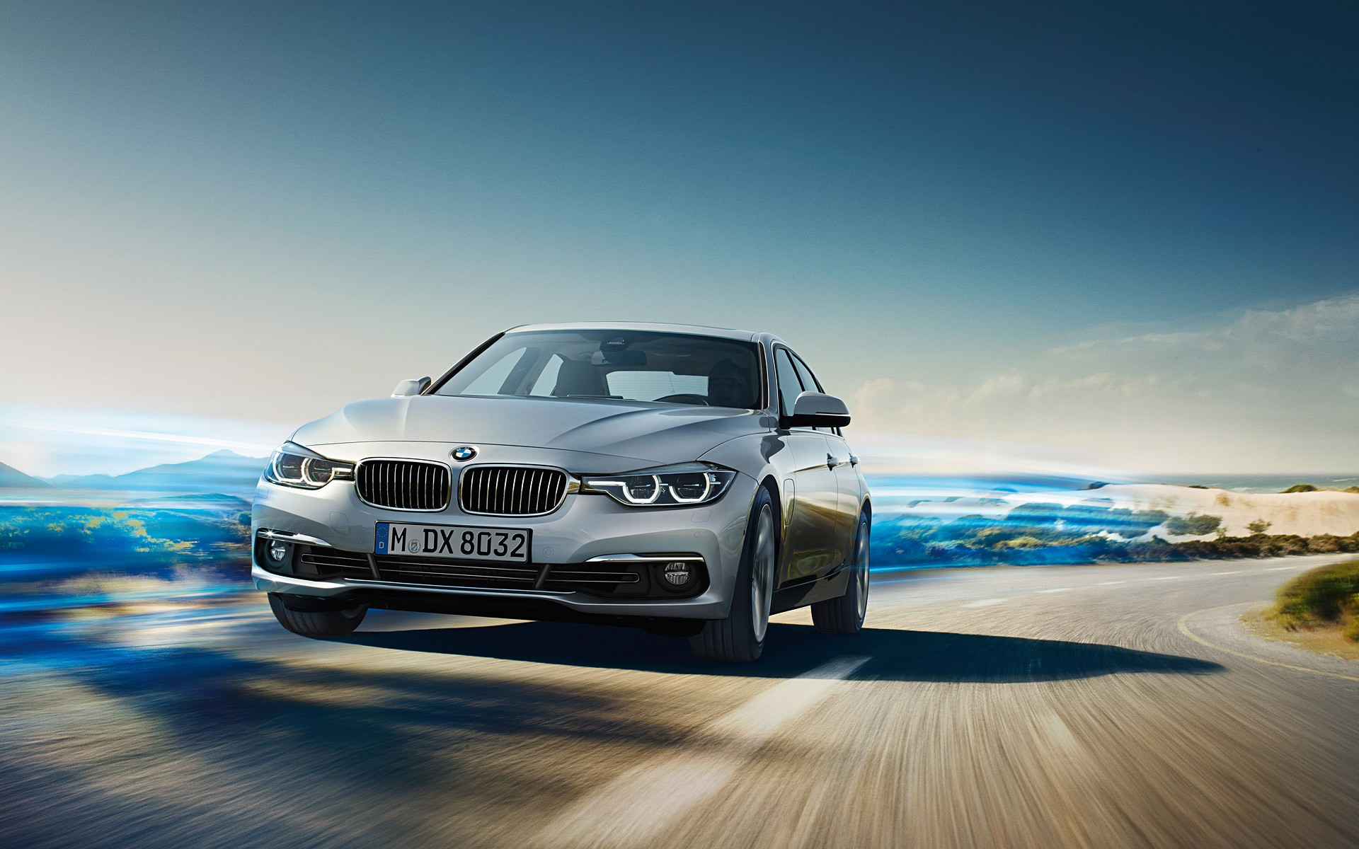 2017 Bmw 340i Xdrive >> Your Batch of 2016 BMW 3 Series Facelift Wallpapers Is Here - autoevolution