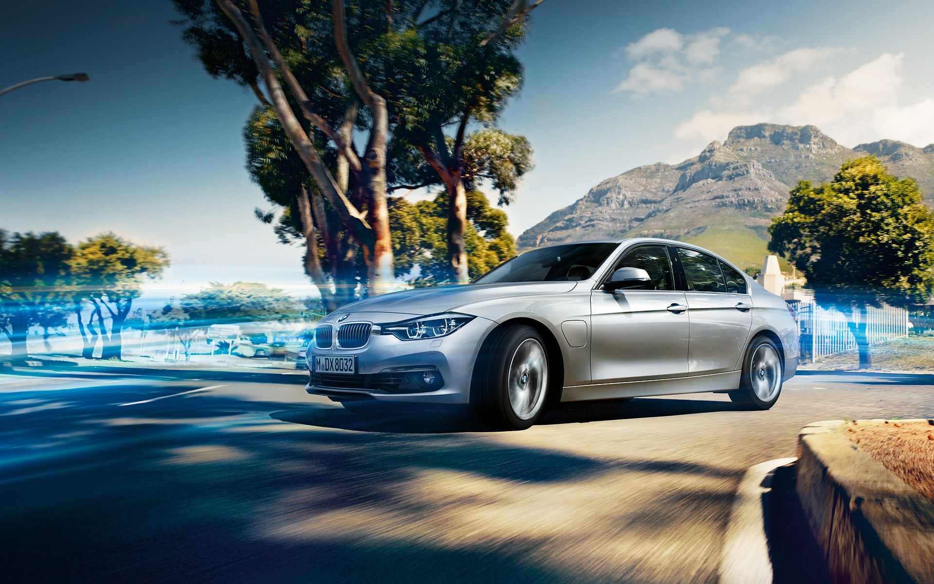 Your Batch of 2016 BMW 3 Series Facelift Wallpapers Is ...