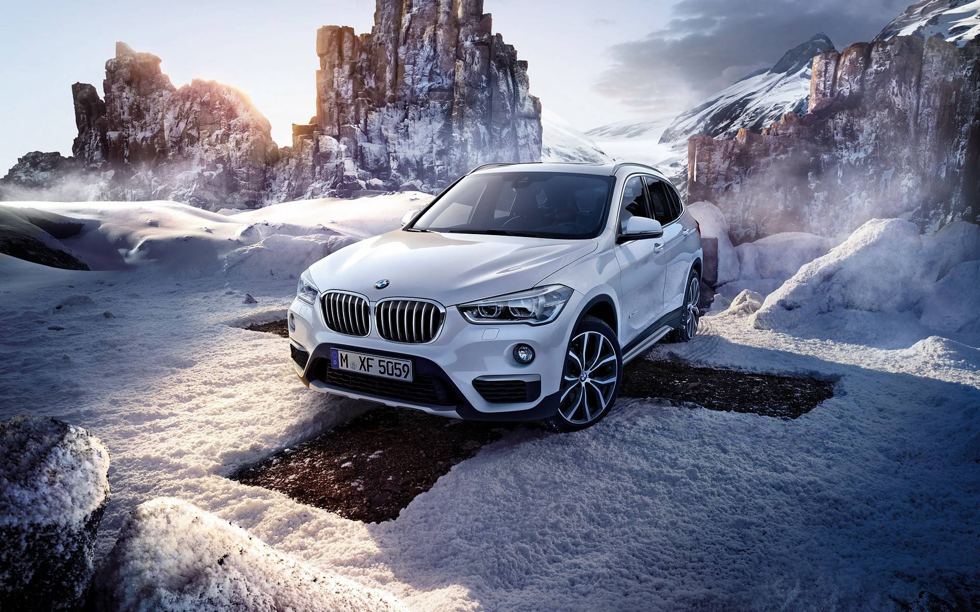 Your Batch Of 2016 Bmw X1 Wallpapers Is Served Autoevolution
