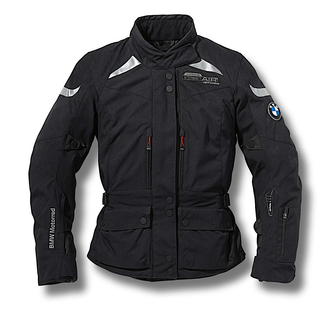 your bmw airbag riding jacket is here autoevolution. Black Bedroom Furniture Sets. Home Design Ideas