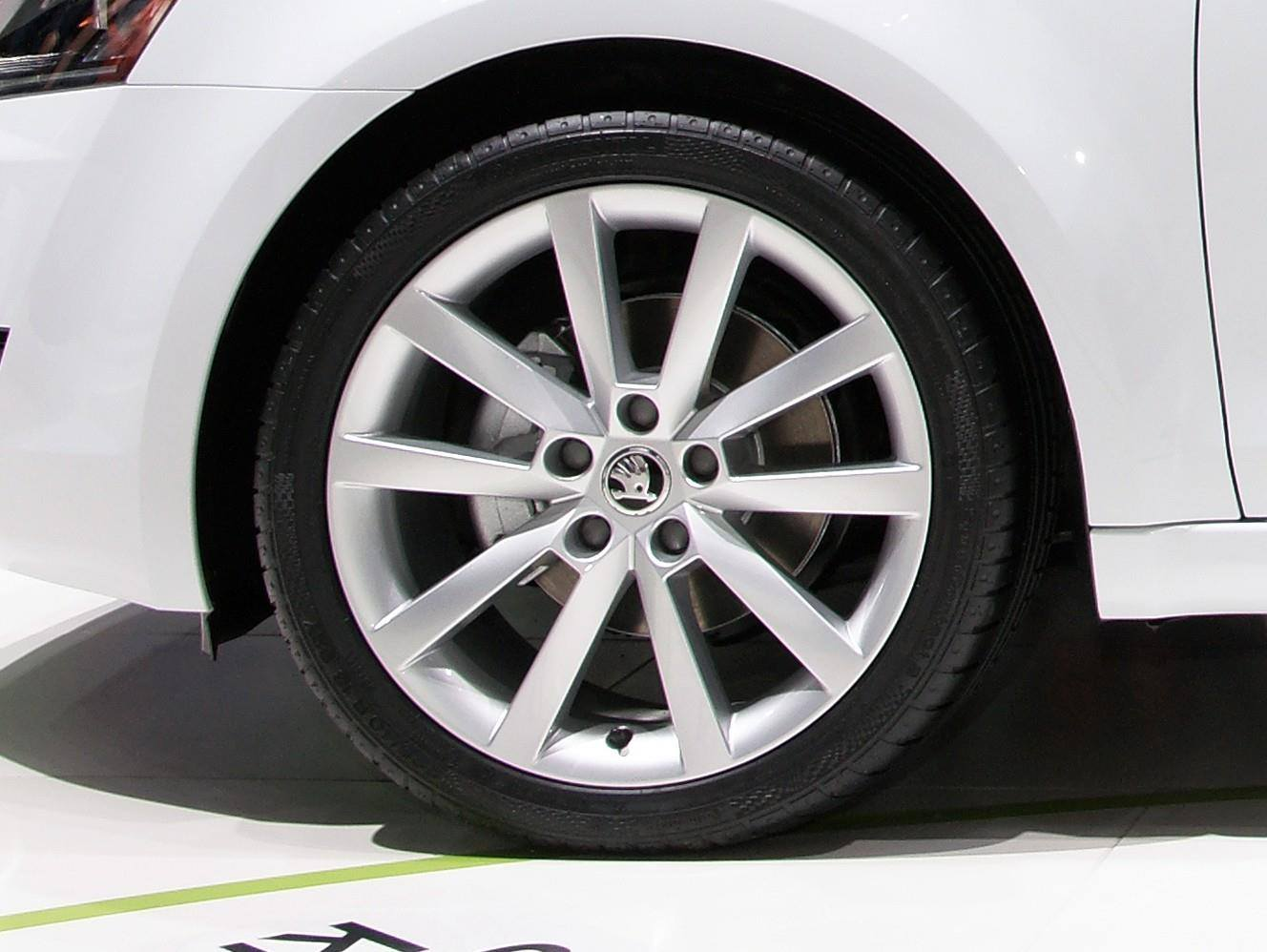 Your Cool Skoda Alloy Wheel Collection Has Arrived
