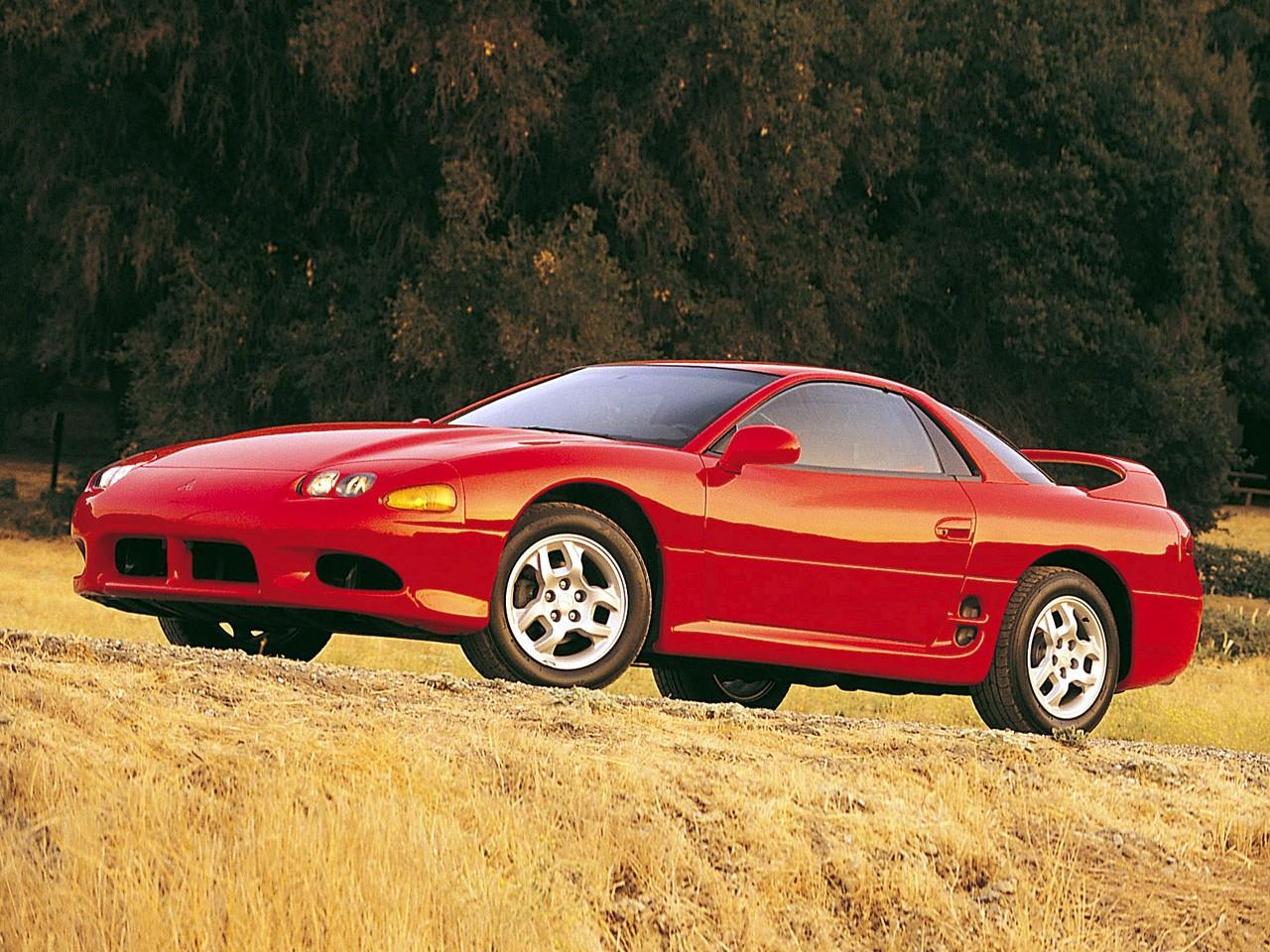 ... Mitsubishi 3000 GT ...