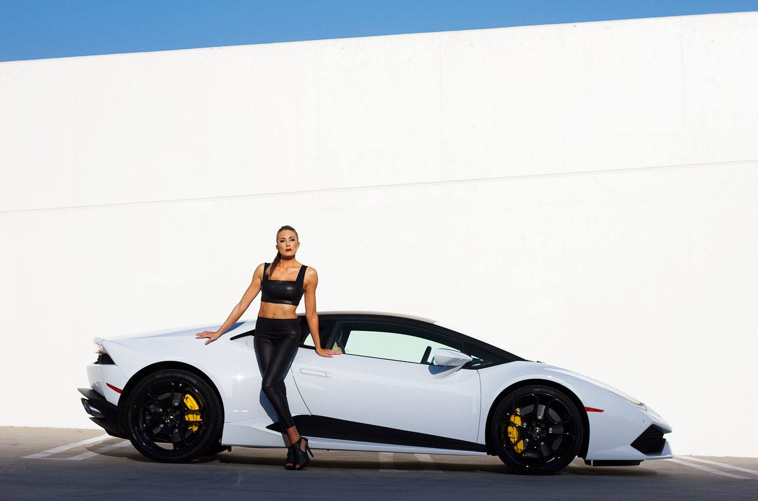 Exotic car rental in los angeles california