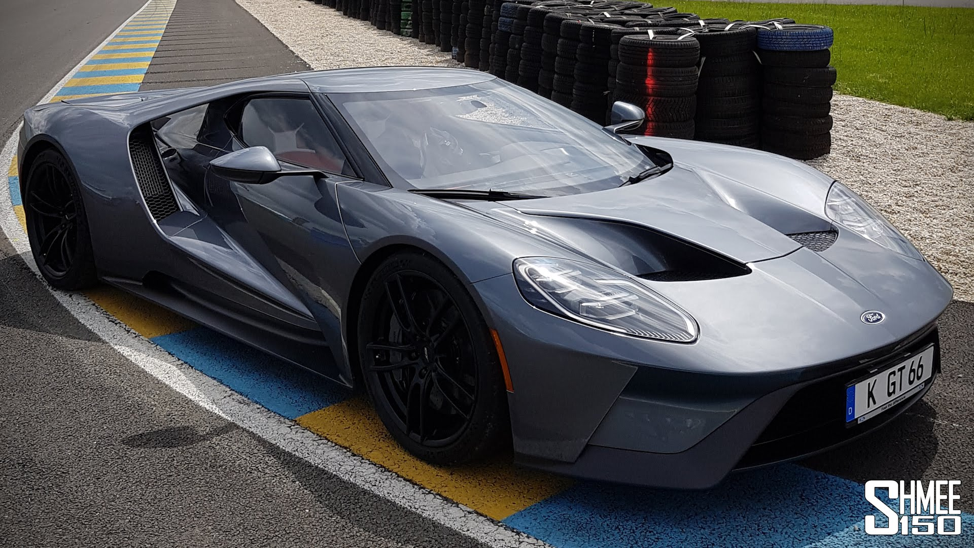 Youtuber Shmee Says He Got A  Ford Gt Allocation