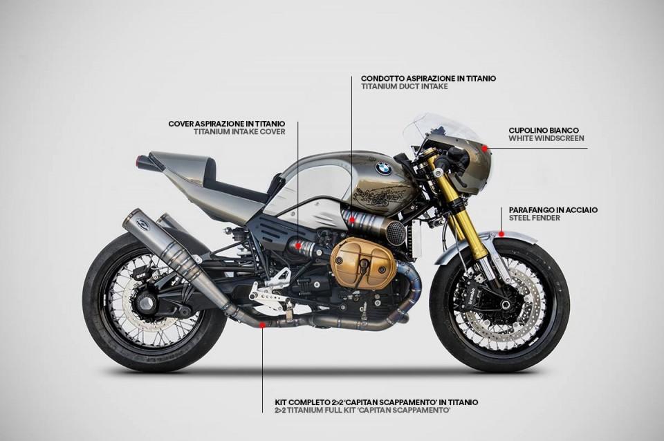 Ducati Scrambler Black Pipes