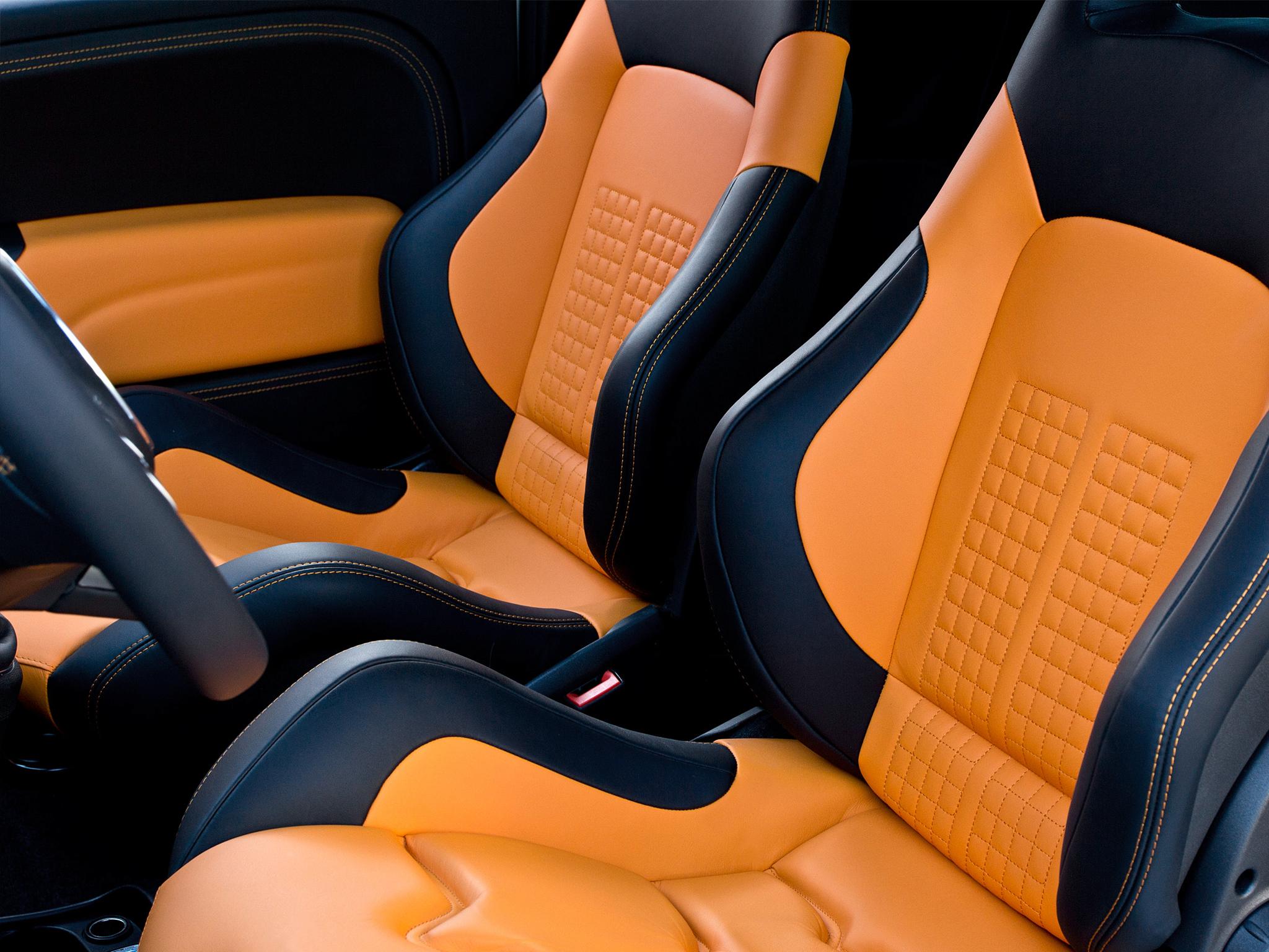 Zender Abarth 500 Corsa Stradale Has 240 Hp Video