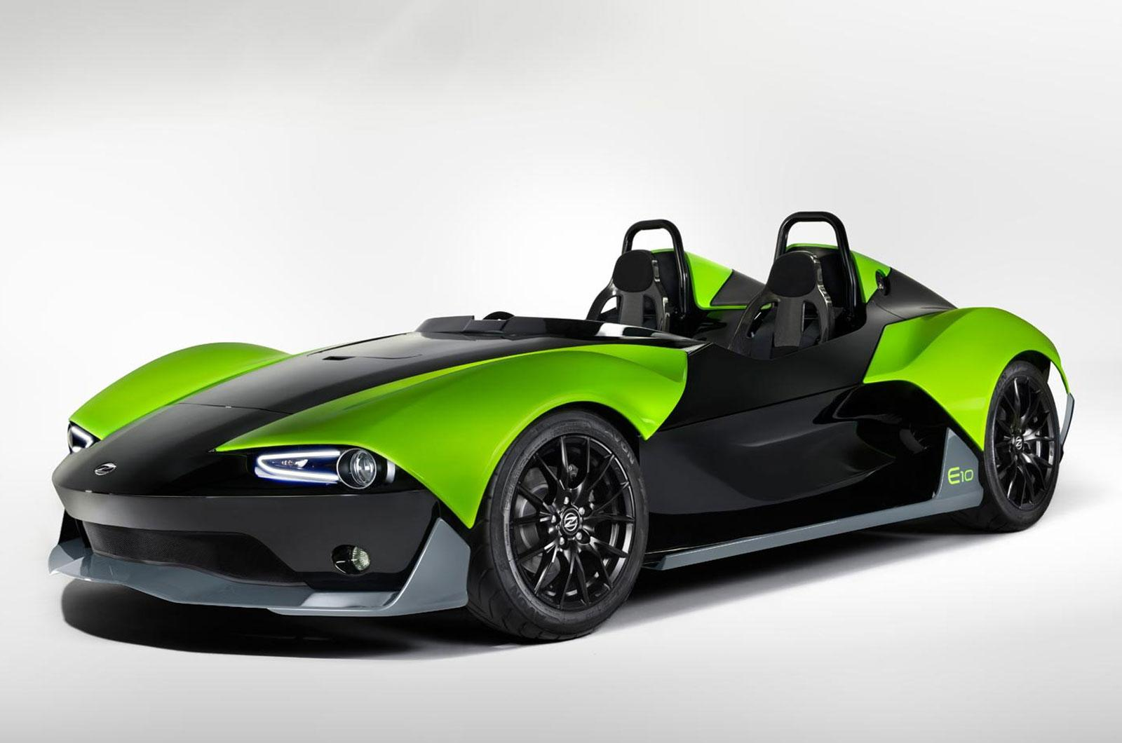 zenos e10 s follows in the footsteps of the caterham