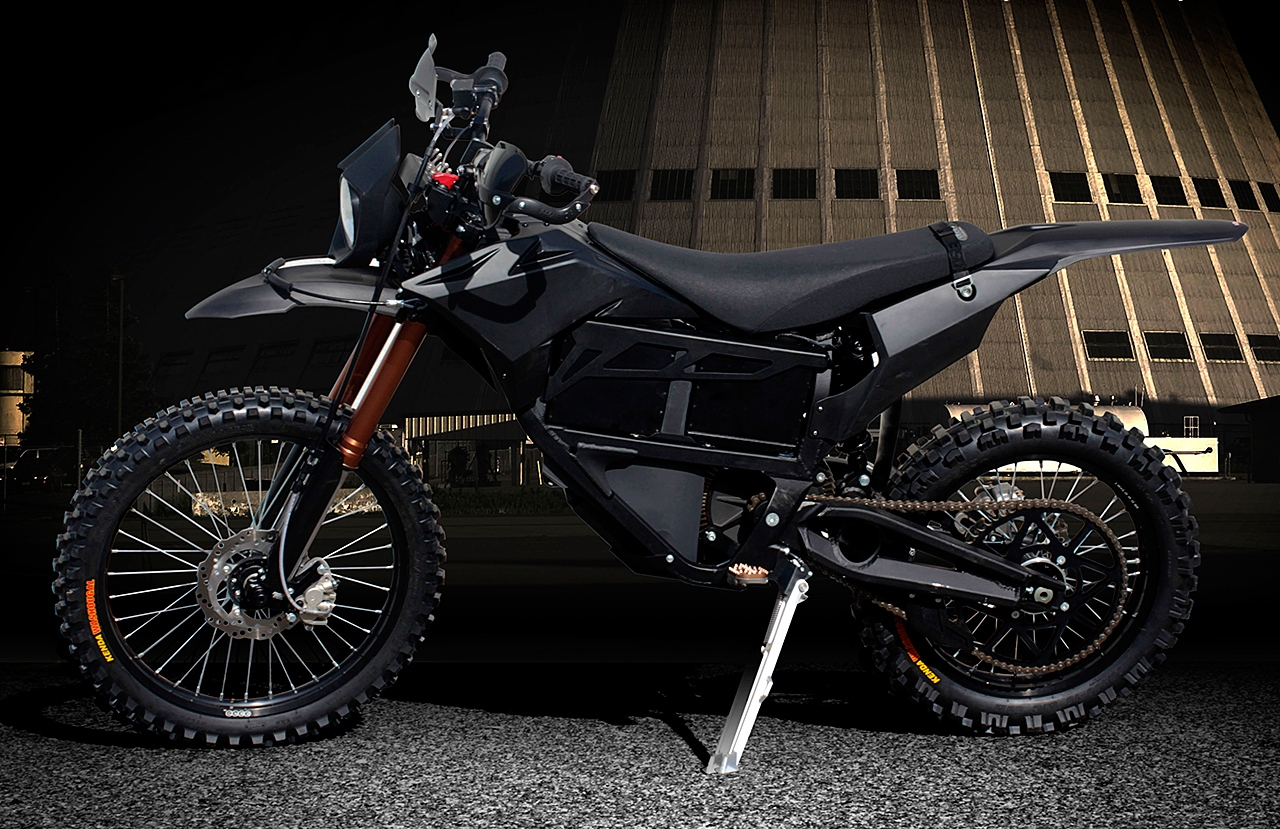 electric bike military zero motorcycles mmx motorcycle dirt announces bikes motorbike motor dirtbike autoevolution vehicle racing